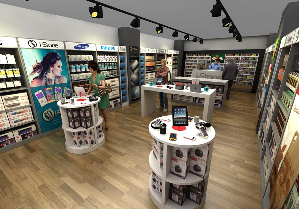 i-stone gsm mağaza konsepti (1)
